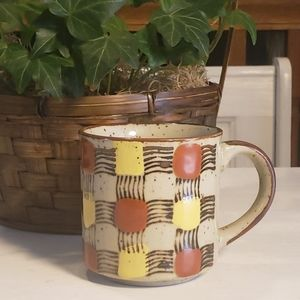 Vintage 1970's coffee cup